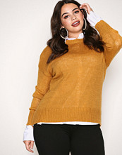 New Look Yellow Longline Jumper