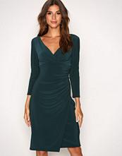 Lauren Ralph Lauren Wood Elsie 3/4 Sleeve Day Dress