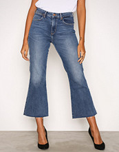 Wrangler Denim Cropped Flare Dancing Days