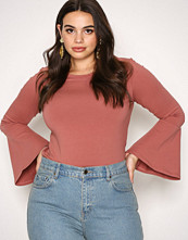 Only Rosa onlLIVE Love Bell Sleeve Top
