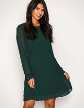 Vila Mørk grønn Vimillie L/S Dress Gv