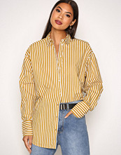 Vero Moda Orange Vmcannes L/S Long Shirt O17
