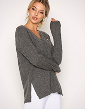 Polo Ralph Lauren Antique Long Sleeve V-Neck Sweater