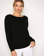 Polo Ralph Lauren Black Long Sleeve Crew Neck Sweater