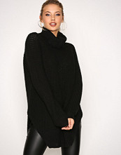 Hope Black Grand Sweater