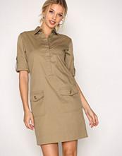 Lauren Ralph Lauren Sage Elsie Short Sleeve Casual Dress