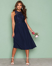 NLY One Navy In The Clouds Dress