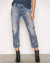 Tommy Jeans Paint Straight Cropped Lana