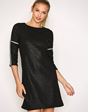 Sisters Point Black Gings Dress