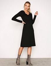 Filippa K Black V-neck Dress