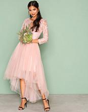 Chi Chi London Rose Gold Sierra Dress