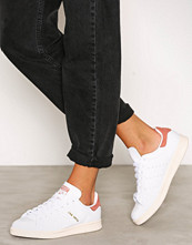 Adidas Originals Hvit/Rød Stan Smith