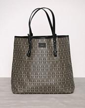 Dagmar Military Green Shopping Bag