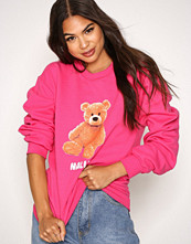 NLY Trend Rosa Teddy Sweat