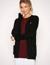 Polo Ralph Lauren Black Long Sleeve Cardigan Sweater