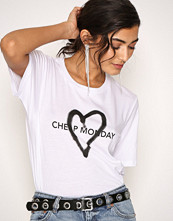 Cheap Monday White Breeze Tee