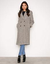 Filippa K Grey Edine Shaggy Tailored Coat