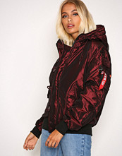 Alpha Industries Burgundy Hunter II