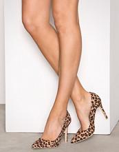 NLY Shoes Leopard Slim Pump