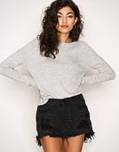 One Teaspoon Black Black Oak Junkyard Skirt