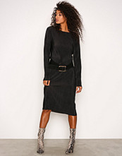 Dr.Denim Black Ranja Dress