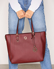 NYPD Wine Red Totebag Soho