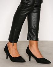 NLY Shoes Svart Mid Heel Pump