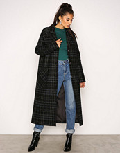 Elvine Green Emma Wool Check