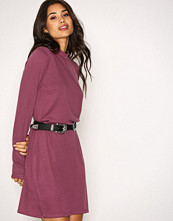 NLY Trend Lilla Loose Fit Polo Dress