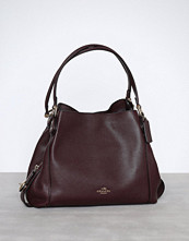 Coach Ox Blood Edie 31 Shoulder Bag