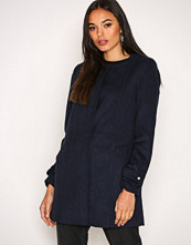 Vero Moda Mørk blå Vmnerina Rich 3/4 Wool Jacket Boos
