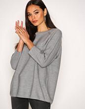Jacqueline de Yong Lys grå Jdymathison 7/8 Noos Whs Pullover K