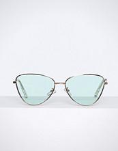 Le Specs Blå/Gull Echo