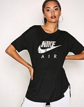 Nike Svart Nsw Top Ss Air
