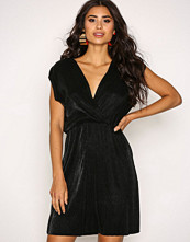Sisters Point Black Engel Dress