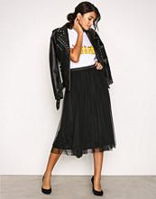 NLY Trend Svart Dark Angel Skirt
