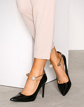 NLY Shoes Svart Ring Pump