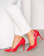NLY Shoes Rød Slim Pump