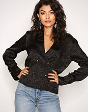 NLY Trend Svart Picture This Blouse