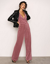 NLY Trend Mauve Glamorous Jumpsuit