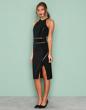 True Decadence Black Sleeveless Dress
