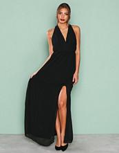 TFNC Black Cannery Maxi Dress