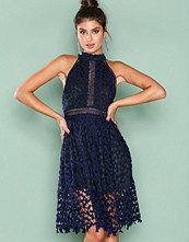 Love Triangle Navy Always And Forever Dress