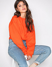 NLY Trend Orange Base Sweat