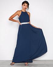 TFNC Navy Serene Maxi Dress