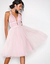 Chi Chi London Pink Ivonette Dress
