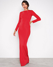 Honor Gold Red Bella Maxi Dress