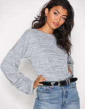 NLY Trend Grå We Love It Sweater