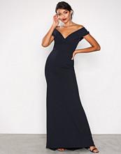 TFNC Navy Nishana Maxi Dress