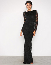 Honor Gold Black Faye Maxi Dress